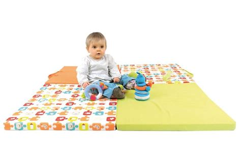 Mats For Babies by Candide Baby Smart Folding Play Mat