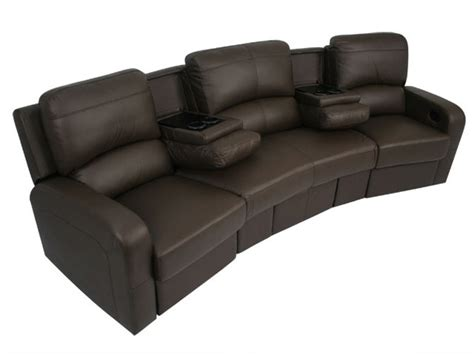 Theatre Couches by Vesta Home Theater Furniture Home Sectionals