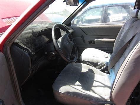 junkyard find 1990 ford escort pony 24 cars blue sky junkyard find 1990 ford escort pony the truth about cars