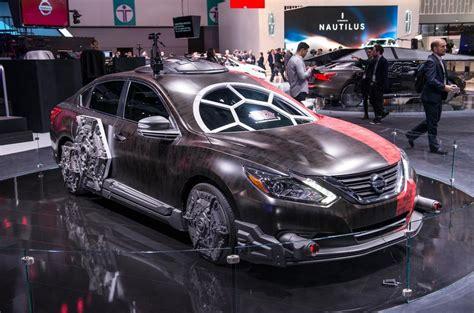 Star Wars Auto by 2018 Star Wars Nissan Rogue Go4carz