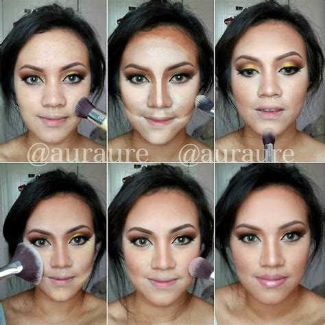 tutorial makeup natural ke kus face makeup steps for beginners mugeek vidalondon