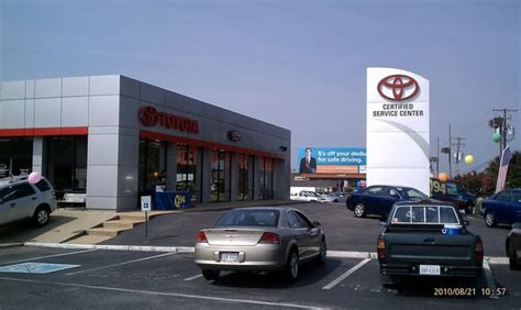 Toyota Richmond Service Toyota Certified Sales Service Center Auto