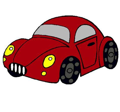 imagenes animadas vw dibujo de coche de juguete pintado por vocho en dibujos