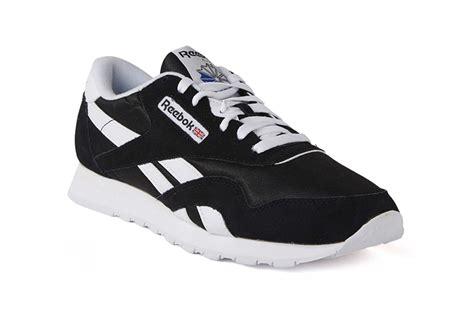 Reebok Classic Black reebok classic black white