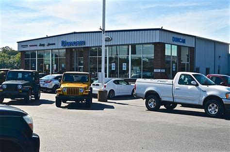 Jeep Dealer Virginia Duncan Ford Chrysler Dodge Jeep Car Dealership In Rocky
