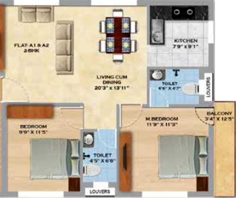 orange county appartments 965 sq ft 2 bhk 2t apartment for sale in ms foundations orange county apartments