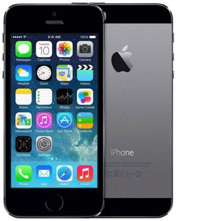 Iphone 5s 16gb Grey 4glte apple iphone 5s with facetime 16gb 4g lte space gray