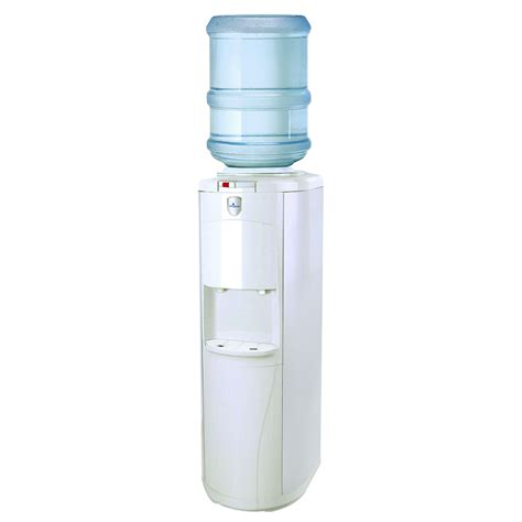 Water Dispenser With Cooler shop vitapur white top loading cold and water cooler energy at lowes