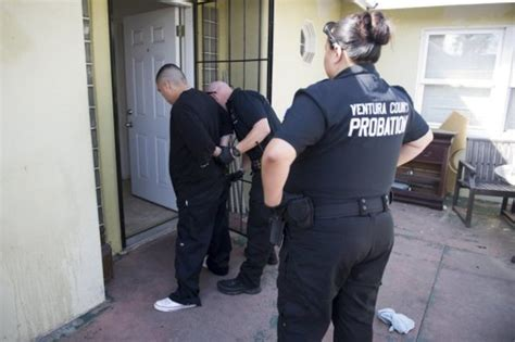 Troy Probation Office by Ventura County Probation Agency Monitoring Fewer
