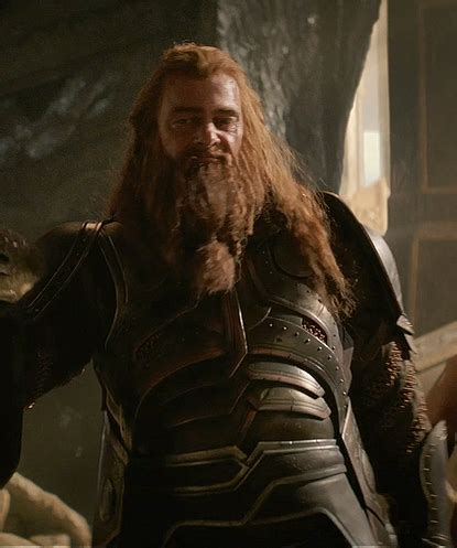thor movie volstagg volstagg who s who