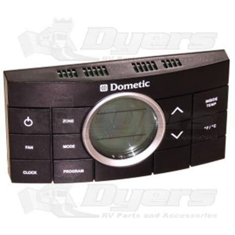 dometic comfort control center 2 thermostat dometic ccc2 black comfort control center ii thermostat