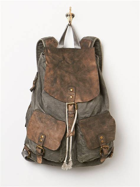 bed stu backpack bed stu missoula backpack at free people clothing boutique