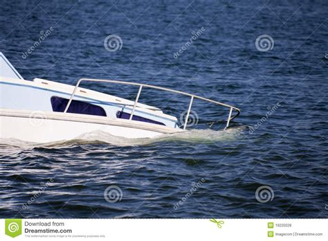 boat sinking in your dream sinking royalty free stock photos image 19220028