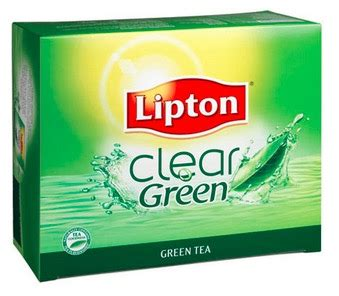 Teh Hijau Lipton kebaikan khasiat teh hijau green tea kepada kita