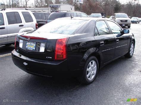 2006 black cadillac cts 2006 black cadillac cts sport sedan 22827239 photo