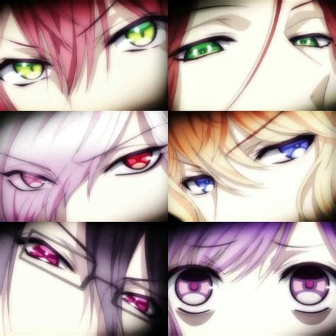 diabolik lovers subaru eyes diabolik lovers diabolik lovers photo 38814866 fanpop