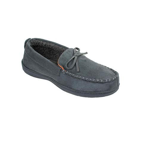 dockers moccasin slippers upc 090464434329 dockers boater style moccasin slippers