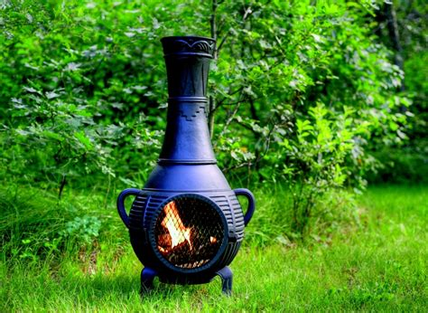 Metal Chiminea Paint 1000 Images About The Blue Rooster Pine Chiminea On