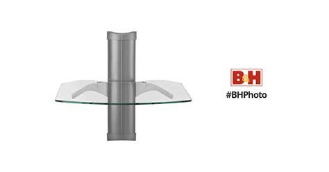 Omnimount Tria 1 Wall System Platinum Clear Glass Tria 1 P