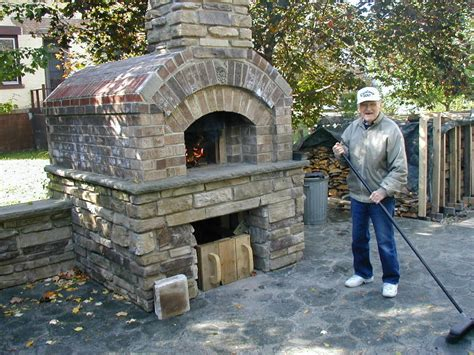 backyard brick oven plans brick oven building plans house plans