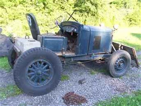 doodlebug tractor for sale used farm tractors for sale 1932 chevrolet doodlebug