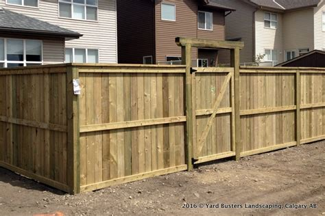 backyard fences and decks 10 decks and fences by yard busters yard busters