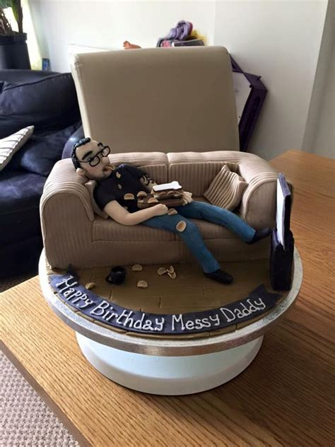 Sofa Cake Cakecentral M