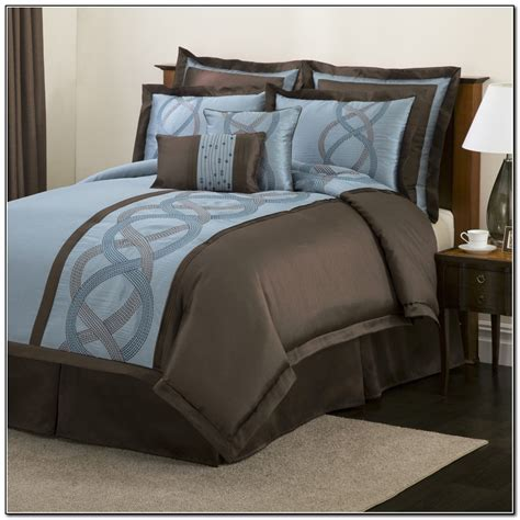 navy blue and brown bedroom navy blue and brown bedding beds home design ideas