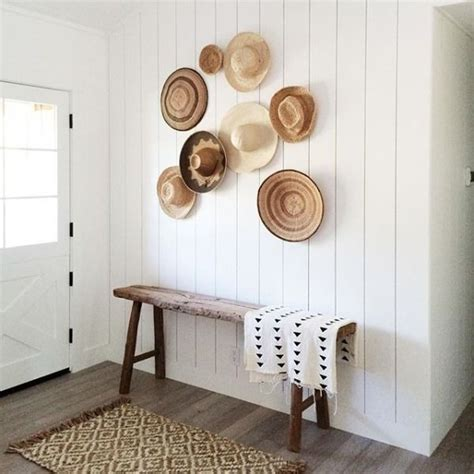 Hanging Shiplap 25 Best Ideas About Baskets On Wall On