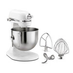 kitchenaid refurbished 8 quart white variable speed