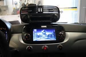 Fiat 500 Gps Autoradio Gps Fiat 500 Ecran Tactile Android 4 4 4 Wifi