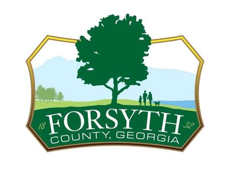 Forsyth County Ga Property Tax Records Forsyth Commission Holds The Line On Property Taxes Ga Patch