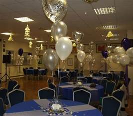 25th Birthday Party Decoration Ideas Silver Anniversary Centerpieces Silver Wedding Anniversary
