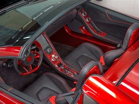 mclaren supercar interior mclaren mp4 12c spider interior image 209