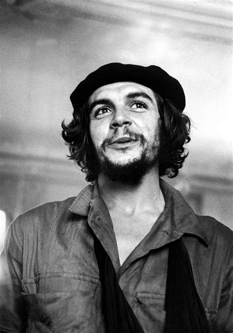 Che Guevara che guevara the rorschach revolutionary