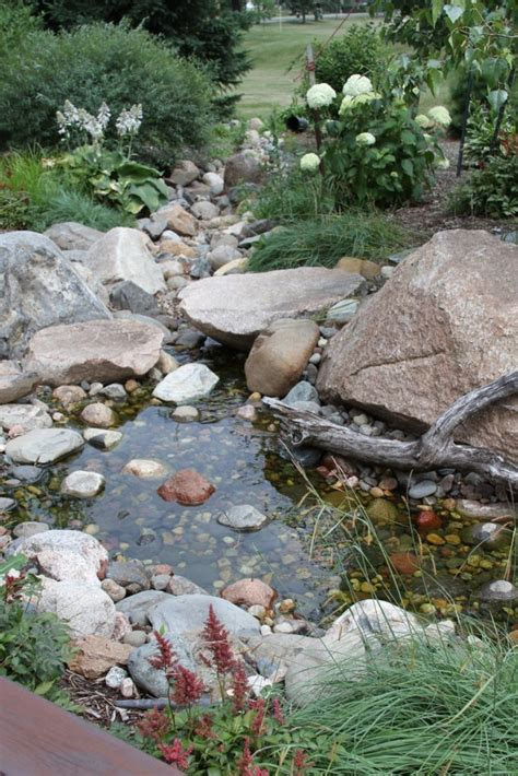 water features contractor woodbury landscaping