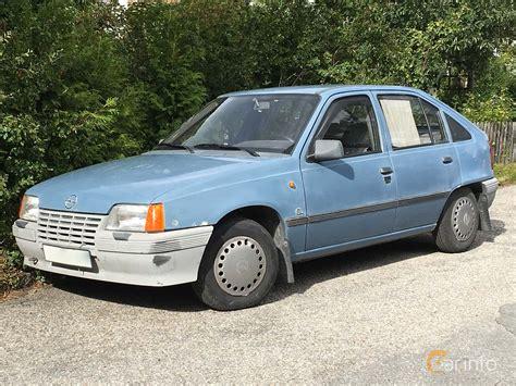 Opel Kadet by Opel Kadett 5 Door Hatchback