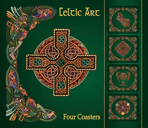 celtic and irish celtic coasters calendars