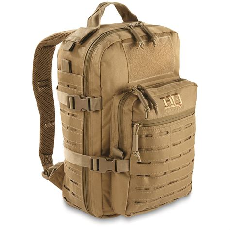 molle 3 day pack hq issue molle day pack 641080 style