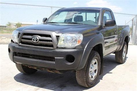 how to sell used cars 2009 toyota tacoma auto manual find used 2009 toyota tacoma regular cab damaged salvage runs economical priced to sell in