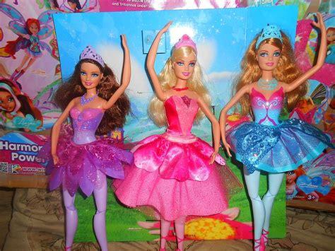 film barbie zaczarowane baletki świat lalek z film 211 w o barbi barbiezfilmowobarbie pinger pl