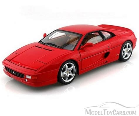 Ferrari F355 Berlinetta Red Mattel Wheels Bly57 1