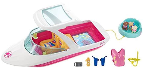 barbie dolphin boat set barbie dolphin magic ocean view boat playset playset toys