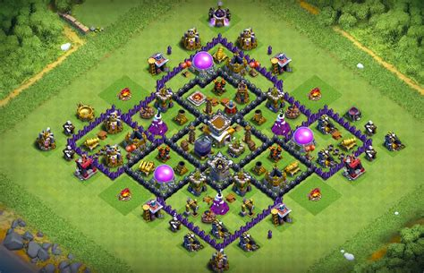 th8 base layout the best trophy bases th8 new 2018 anti everything