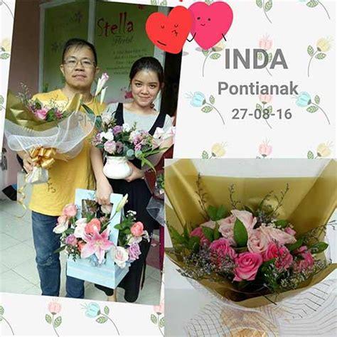 membuka usaha florist yuk lihat galeri kursus kilat merangkai bunga stella