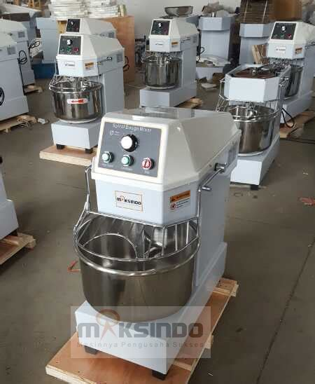Mixer Jogja jual mixer spiral 50 liter mks sp50 di yogyakarta toko