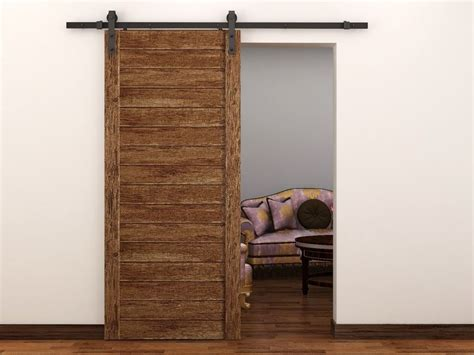 Single Modern Sliding Barn Door Hardware Best Sliding Modern Sliding Barn Doors