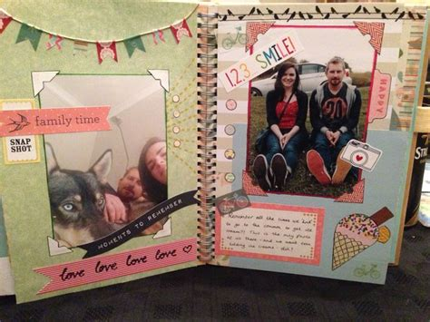 Handmade Scrapbook Ideas For Boyfriend - 25 best ideas about scrap book for boyfriend on