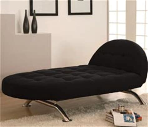 Blue Heron Futon by Your Zone Mini Futon Lounger
