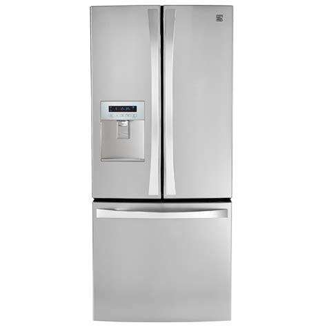 kenmore door refrigerator problems kenmore elite 21 8 cu ft door bottom freezer